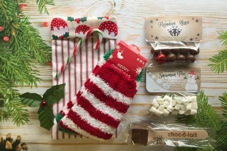 Christmas eve bag for teenagers
